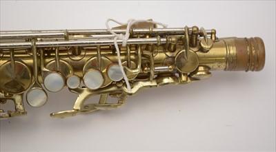 Lot 135-King Super 20 series I alto saxophone