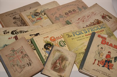 Lot 809-The Fox's Frolic and other Books.