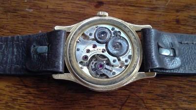 Lot 28 - Rolex Chronometer