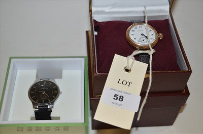 Lot 58-Watches