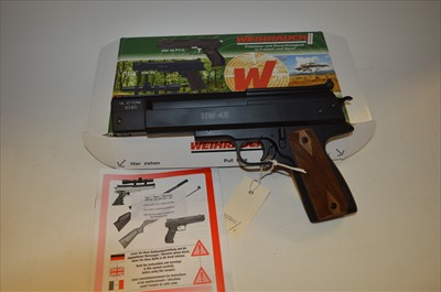 Lot 52-Air pistol