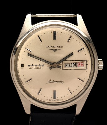 Lot 29 - Longines Admiral automatic wristwatch