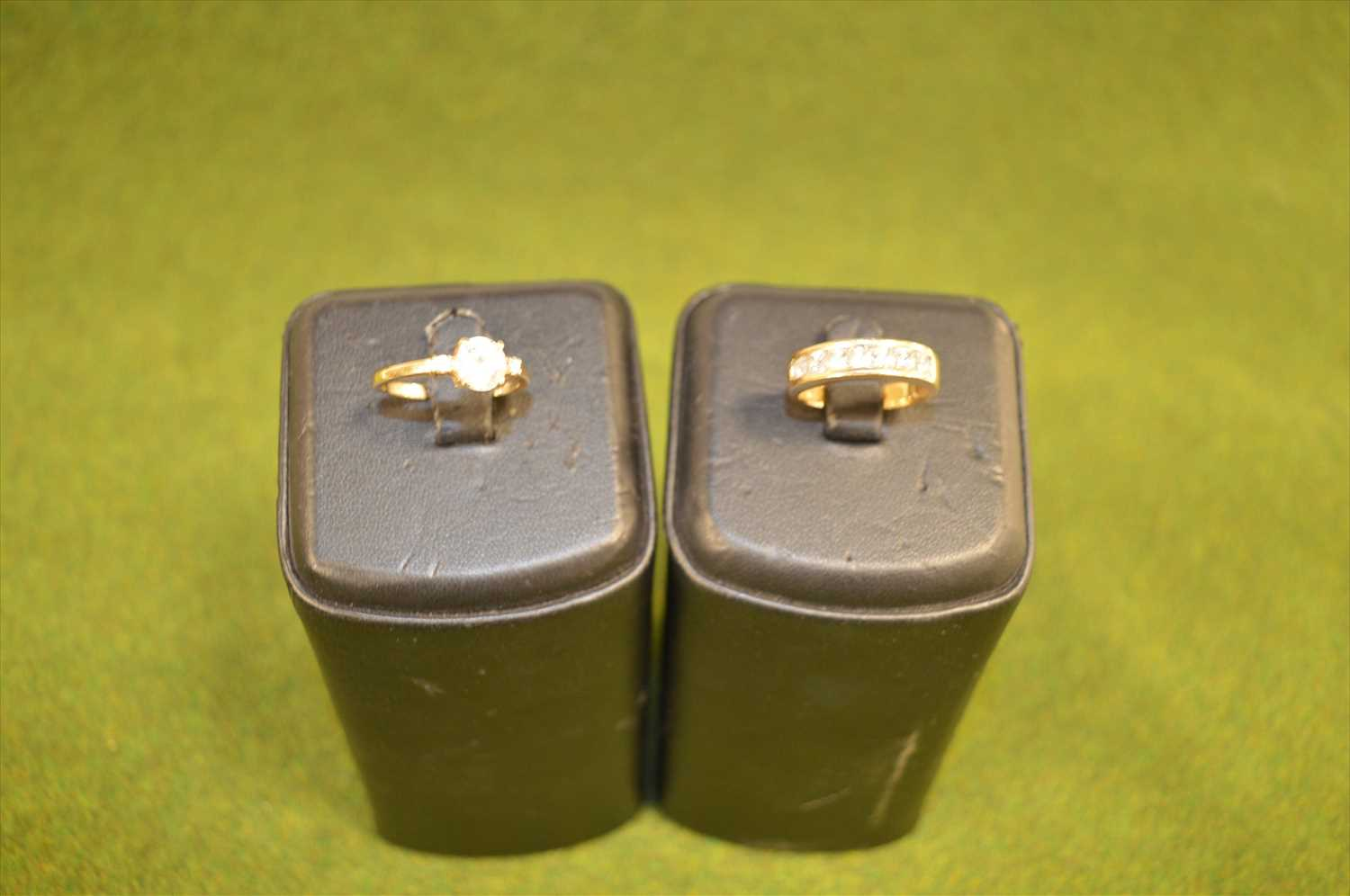 Lot 48-Two rings