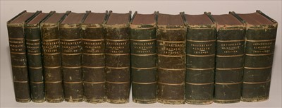Lot 979 - John Wisden's Cricketers' Almanac.