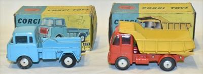 Lot 164 - Two Corgi toys