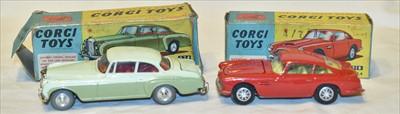 Lot 165 - Two Corgi toys