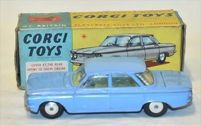 Lot 166 - Corgi Chevrolet Corvair