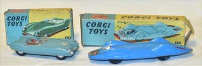 Lot 171 - Two Corgi toys