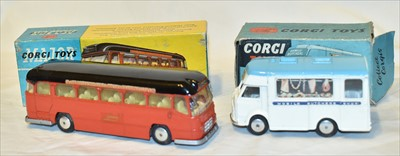 Lot 172 - Two Corgi diecast vehicles