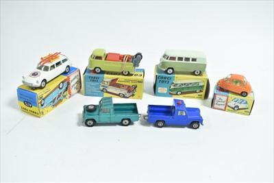 Lot 176 - Corgi toys