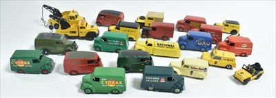 Lot 177 - Dinky branded vehicles