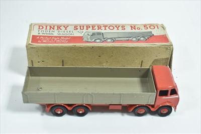 Lot 182 - Dinky Supertoys Foden