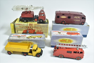 Lot 183 - Four Dinky diecast vehicles