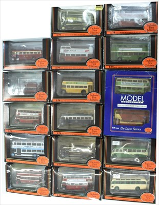 Lot 187 - Exclusive First Edition buses