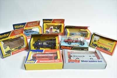 Lot 189 - Dinky boxed vehicles