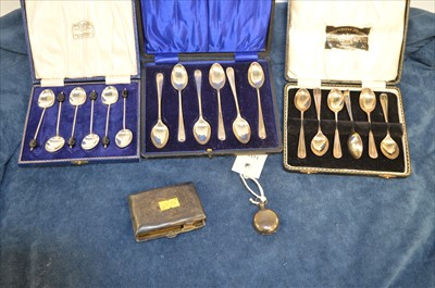 Lot 50 - Silver items