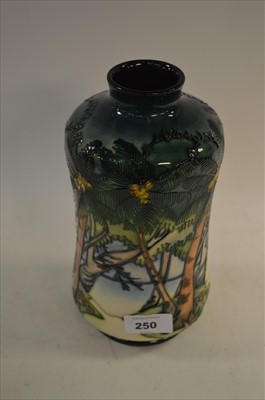 Lot 250 - Moorcroft vase