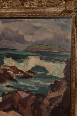 Lot 728 - Sir William MacTaggart, - oil.