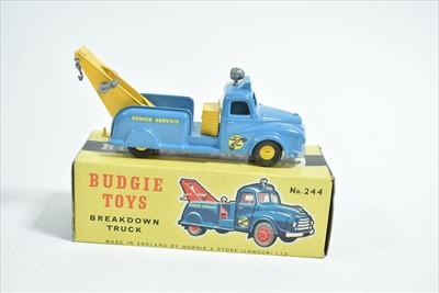 Lot 199 - Budgie Breakdown truck