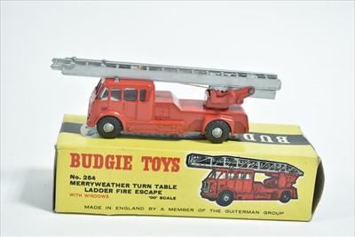Lot 201 - Budgie Fire Engine