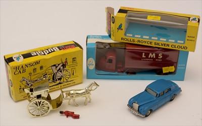 Lot 206 - Budgie diecast models