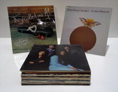 Lot 81 - Mixed LPs