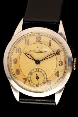 Lot 30 - Jaeger le Coultre wristwatch