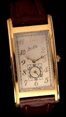 Lot 31 - Jean d'Eve wristwatch