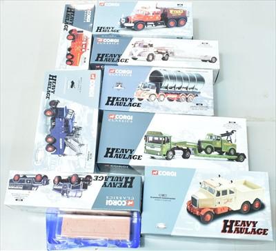 Lot 223 - Corgi Heavy Haulage