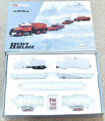 Lot 226 - Corgi Heavy Haulage