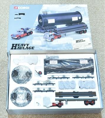 Lot 227 - Corgi Heavy Haulage