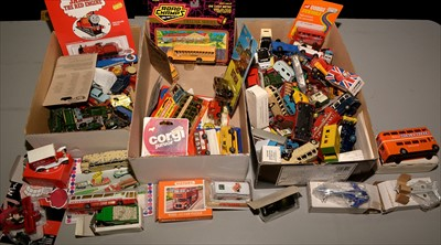 Lot 234 - Matchbox and other diecasts