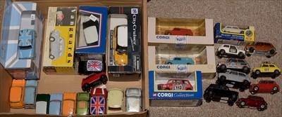 Lot 240 - Corgi Minis
