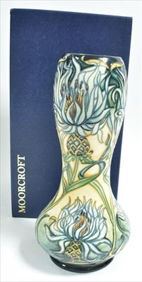 Lot 501-Moorcroft Vase