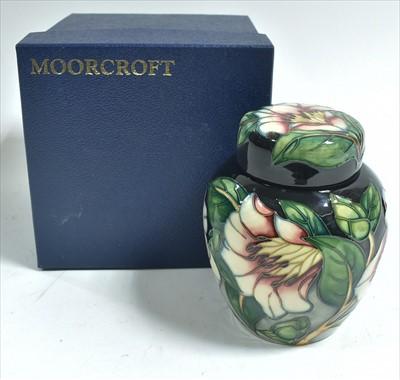 Lot 503-Moorcroft Ginger Jar