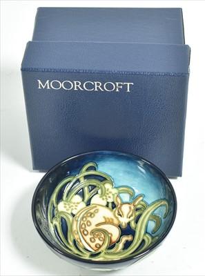 Lot 509-Moorcroft dish