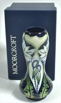 Lot 512-Moorcroft vase