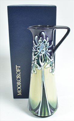 Lot 517-Moorcroft jug
