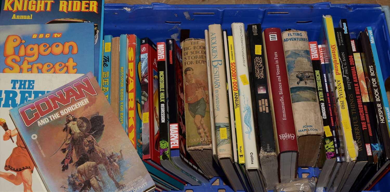 Lot 1-Children's Annuals.