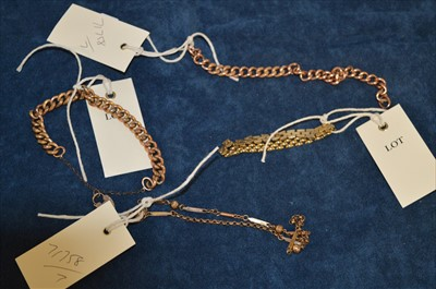 Lot 24-Bracelets