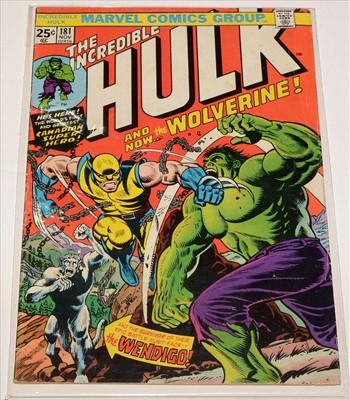 Lot 118 - The Incredible Hulk.