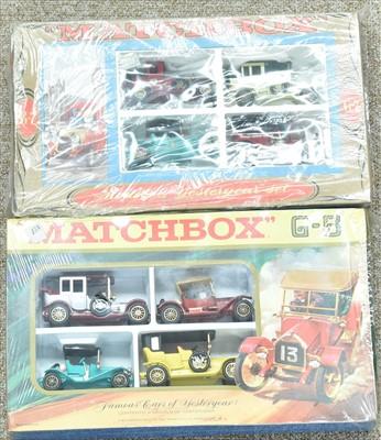 Lot 245 - Matchbox gift sets