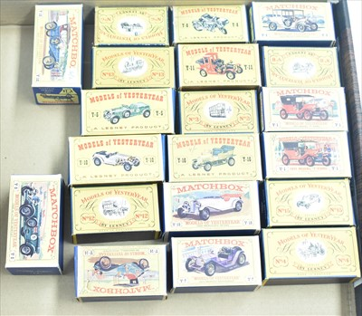 Lot 247 - Models of Yesteryear