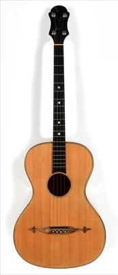 Lot 65 - Continental Tenor guitar