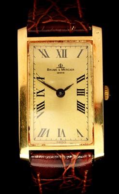 Lot 3 - Baume & Mercier watch
