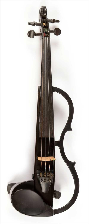 Lot 115 - A Yamaha silent violin.