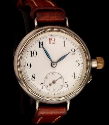 Lot 33 - Lady's WW1 watch