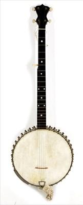 Lot 35-Banjo.