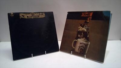 Lot 311-Kinks LPs