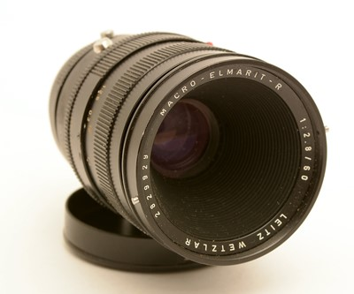 Lot 790-Leica 60mm macro lens.